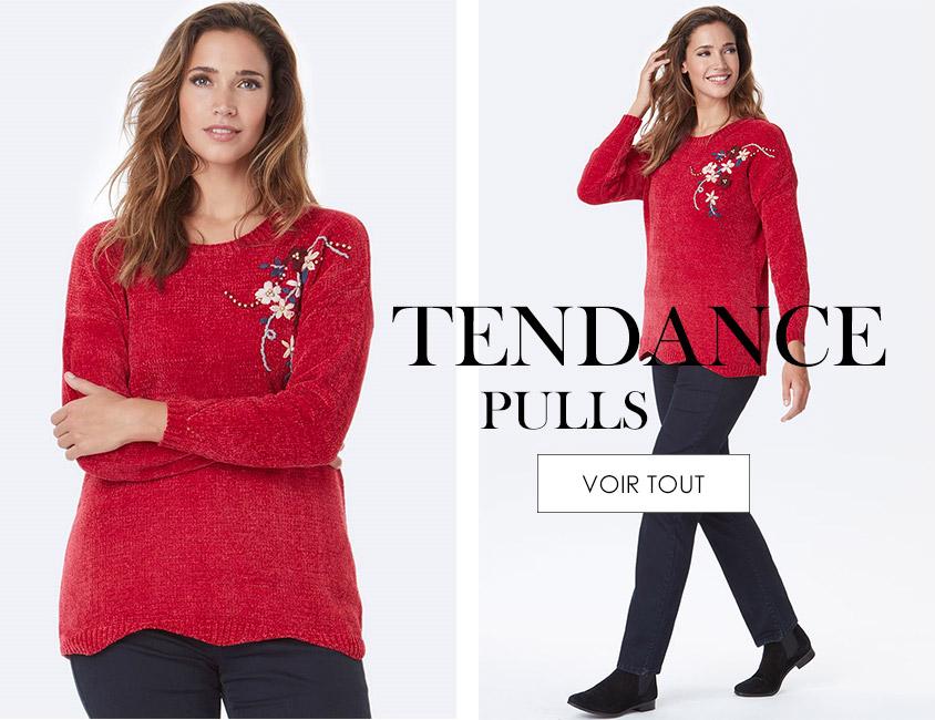 Tendance pulls