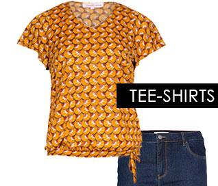 Les tee-shirts